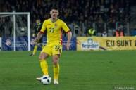Cristian Sapunaru in Romania - Spain