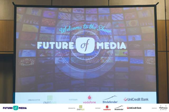 future of media conference