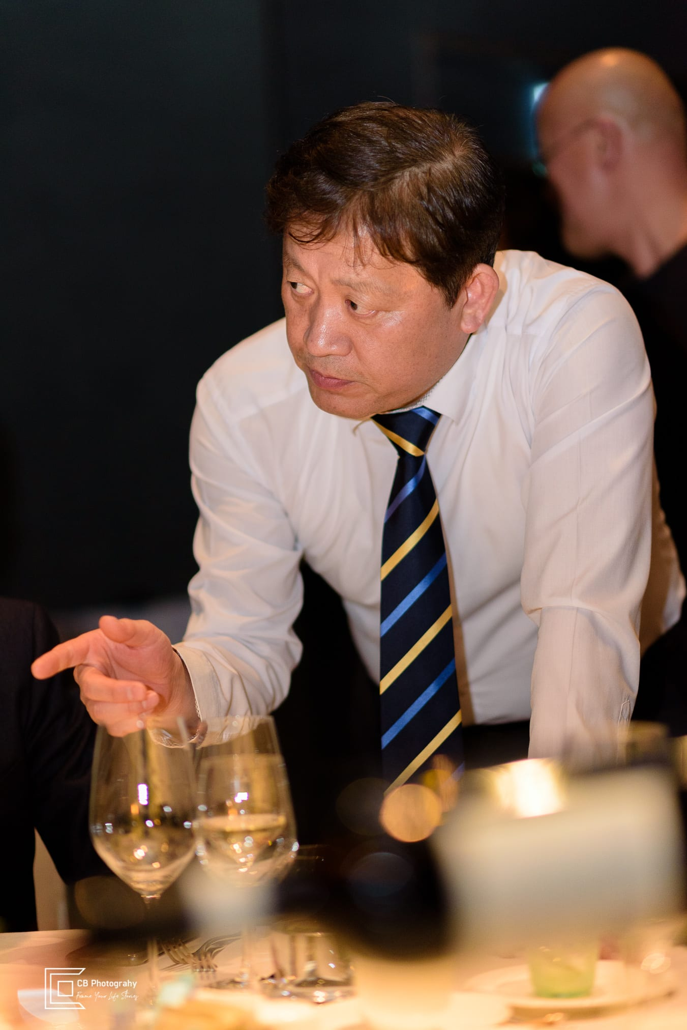 Corporate event photography for Swedish Chamber of Commerce by Cristian Bucur photographer in Tokyo