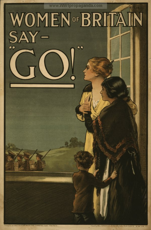 Gallery British Propaganda Ww1
