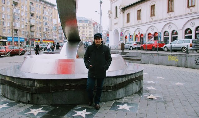 Romanian Dream: Walk of Fame Bucuresti! Exclusiv!