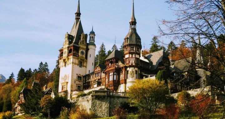 City Break in Romania (2): Sinaia: ,,Star Sights,, si ,,Secret Places,,