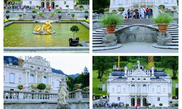 Care este cel mai frumos castel din Bavaria?