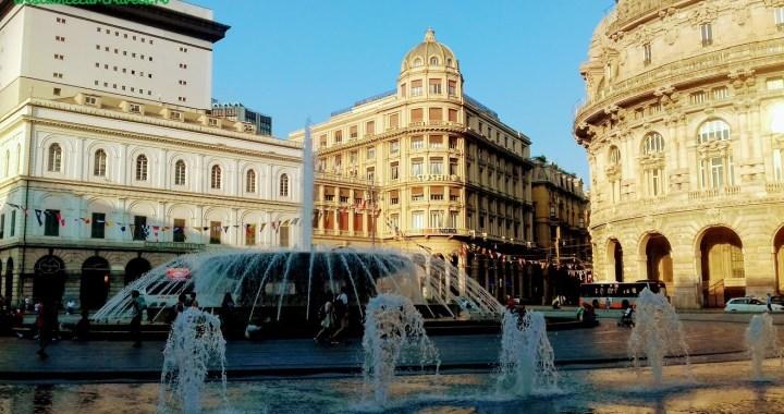 Bella Liguria (1): Genova, orasul lui Cristofor Columb