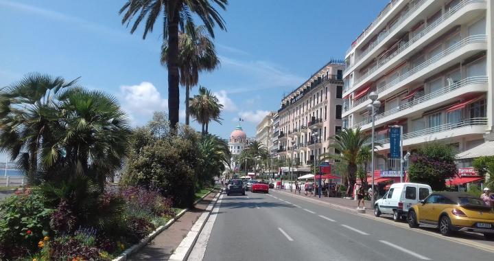 Excursie pe Coasta de Azur (1): Nisa si Mediterana