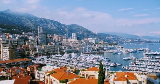 ,,Monaco, destinatia SF a Mediteranei,,:  10 peisaje magnifice din principat!