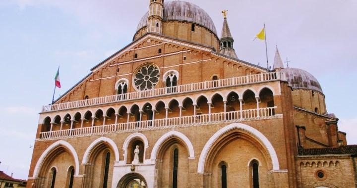 Padova, unul dintre cele mai vechi orase din Italia