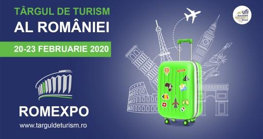 Targul de Turism al Romaniei (versiunea februarie 2020)