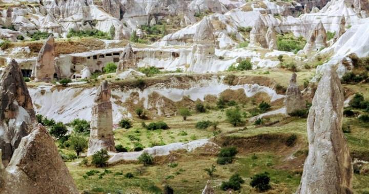 Incredible Cappadocia: Uchisar, destinatie de top pentru pasionatii de fotografii!