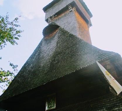 ,,Romania,asa cum e!,,: Biserica de lemn din Desesti