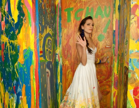 Fotos para o Novo CD de Marcela Mangabeira  Cristiane