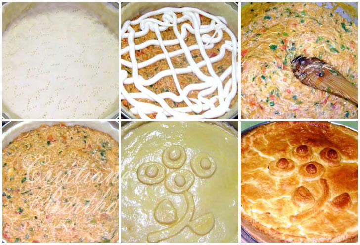 receita de torta salgada empadão de frango