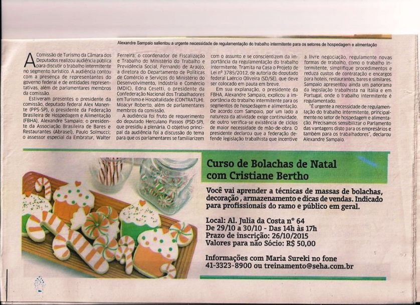 Jornal SEHA Curitiba PN
