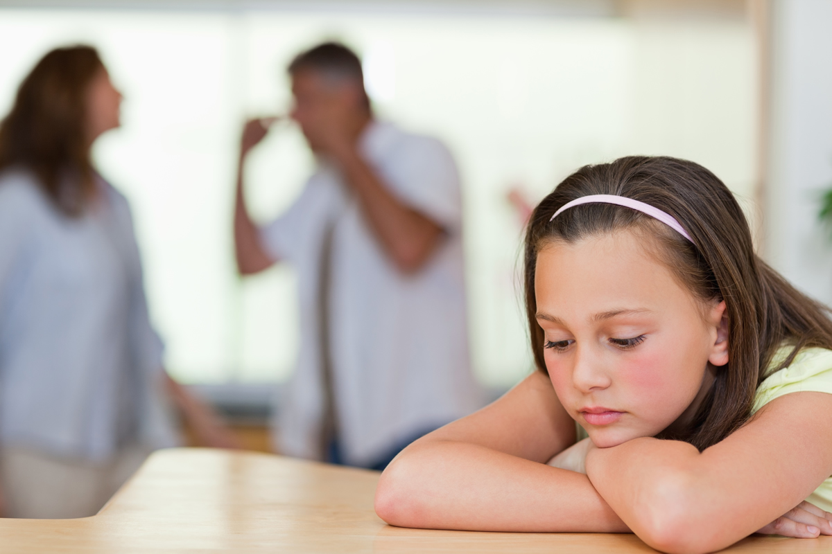 Il divorzio fa male ai figli. Lo dicono anche al Ministero della salute