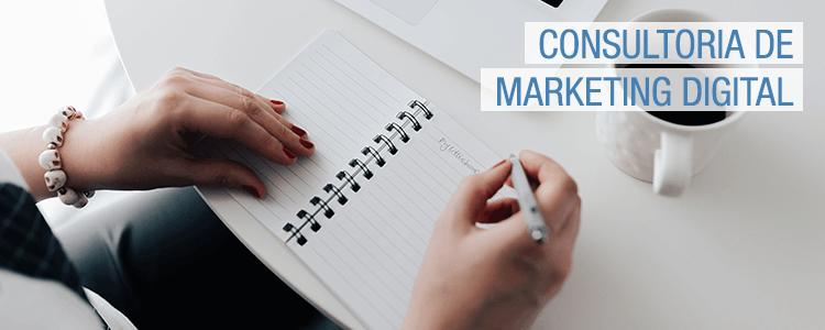 Consultoria de Marketing Digital