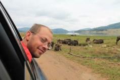 Safári em Pilanesberg. África do Sul.