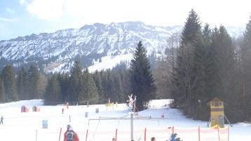 Esquiando na Alemanha! :) Allgau.