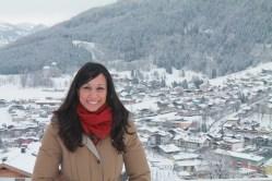 Inverno na Áustria