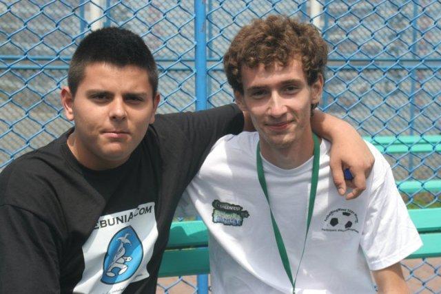 Florea Cristian si Nebunia.com la #muresfotbalmeet