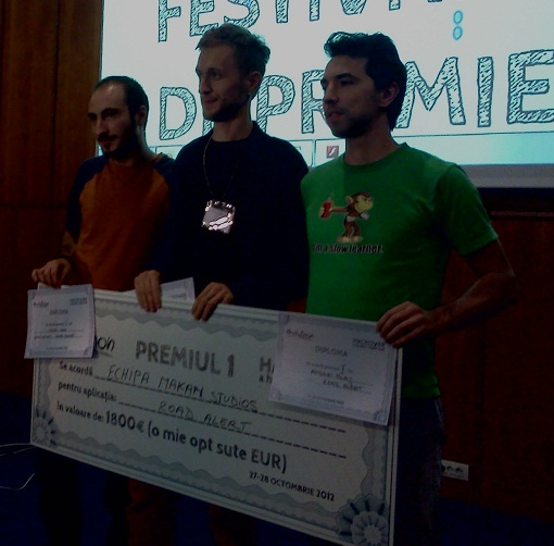 castigatori hackathon 2012