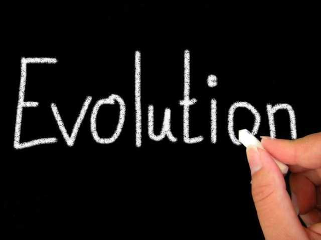 evolutie