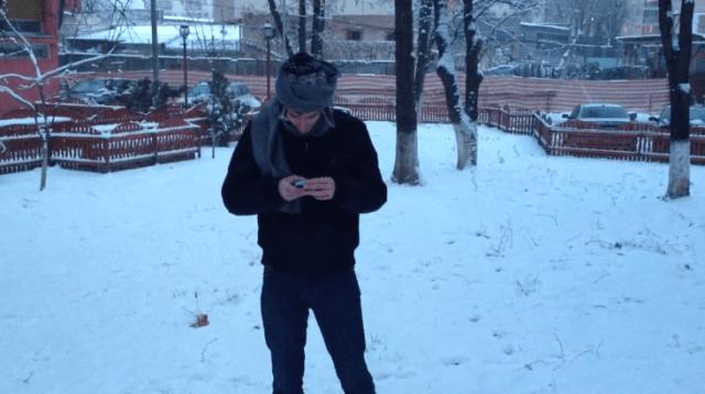 in bucuresti se poate schia