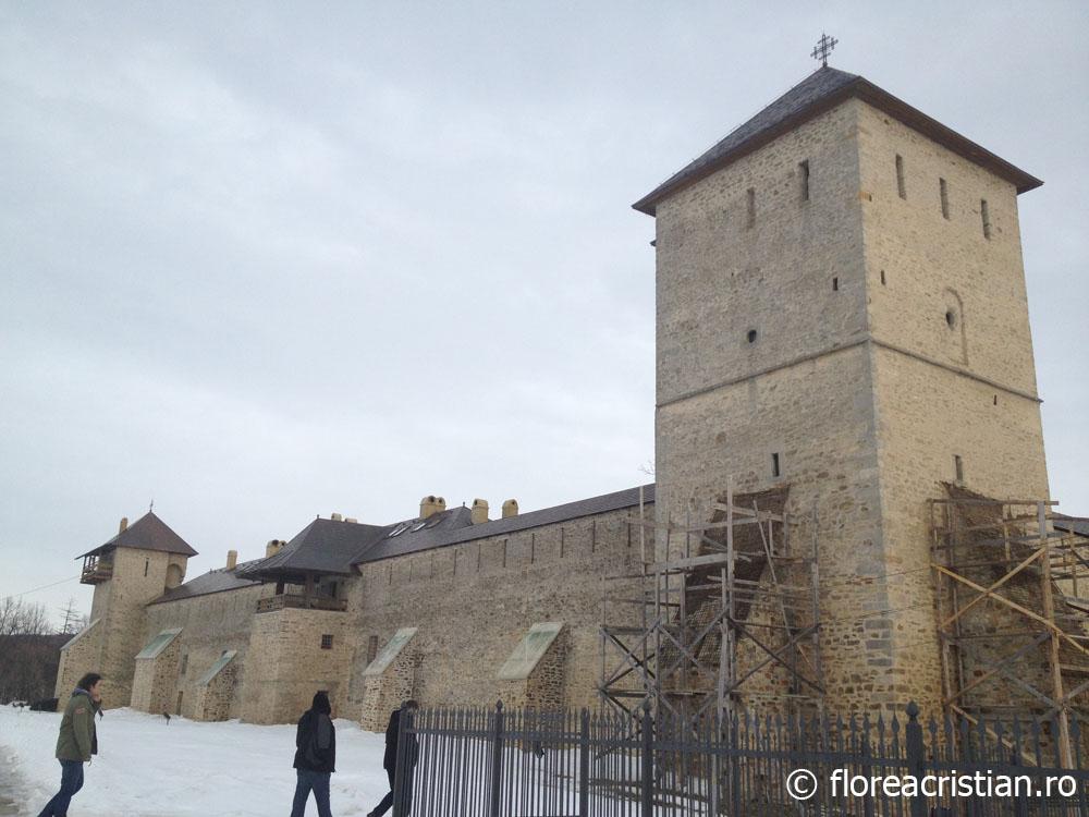Manastirea Dragomirna 2