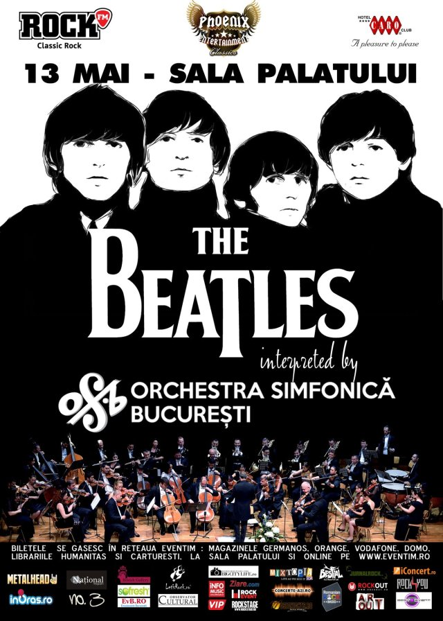 the beatles symphonic orchestra