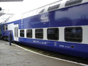 cum transporti bicicleta cu trenul