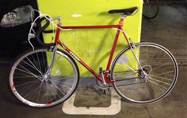 bicicleta noua - cristian florea