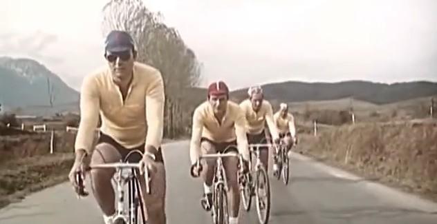 vin ciclistii