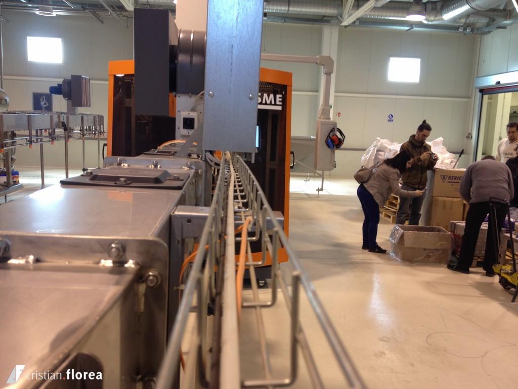 vizita bloggerilor la fabrica de apa aquasara 17