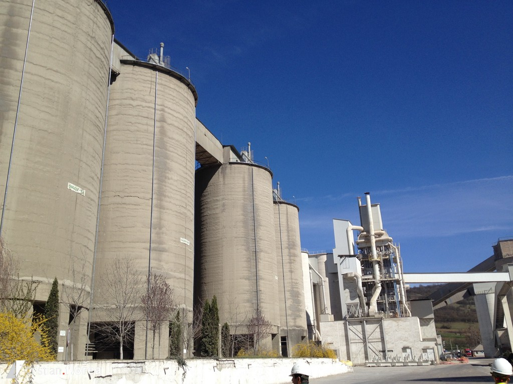 vizita bloggerilor la fabrica de ciment de la chiscadaga 10