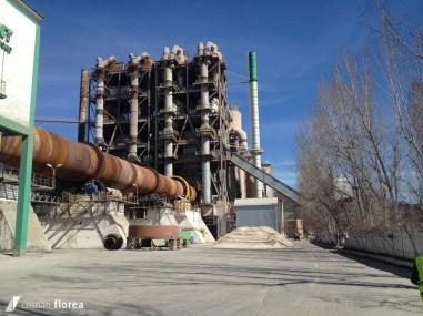 vizita bloggerilor la fabrica de ciment de la chiscadaga 2