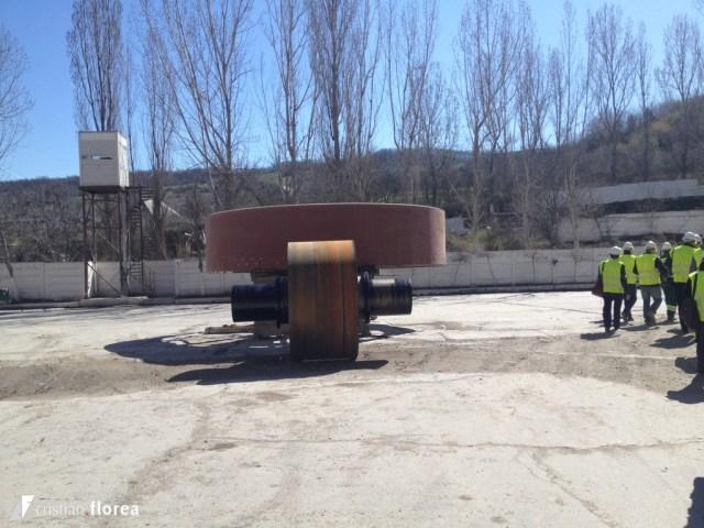 vizita bloggerilor la fabrica de ciment de la chiscadaga 29