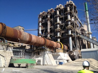 vizita bloggerilor la fabrica de ciment de la chiscadaga 3