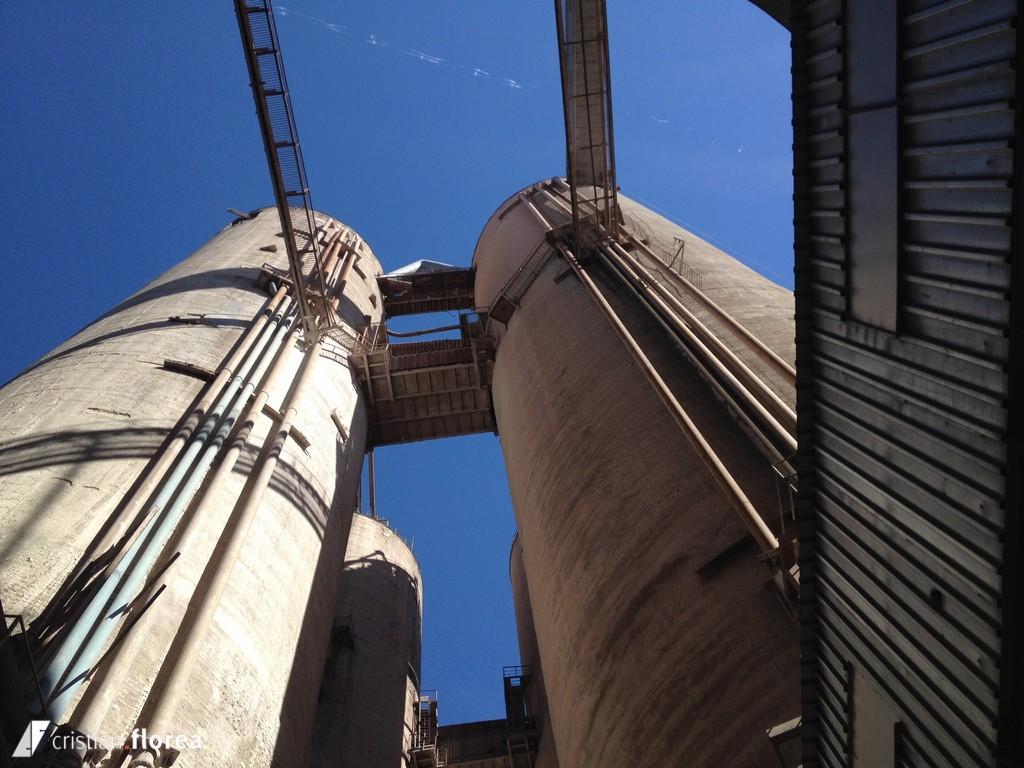 vizita bloggerilor la fabrica de ciment de la chiscadaga 8