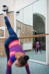 antrenament junioare gimnastica 10