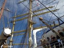 aventura pe o nava cu panze - constanta varna 19