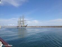 aventura pe o nava cu panze - constanta varna 27