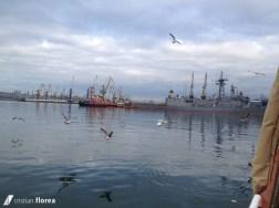 aventura pe o nava cu panze - constanta varna 6