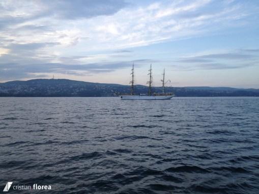aventura pe o nava cu panze - constanta varna 60