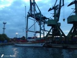 aventura pe o nava cu panze - constanta varna 69