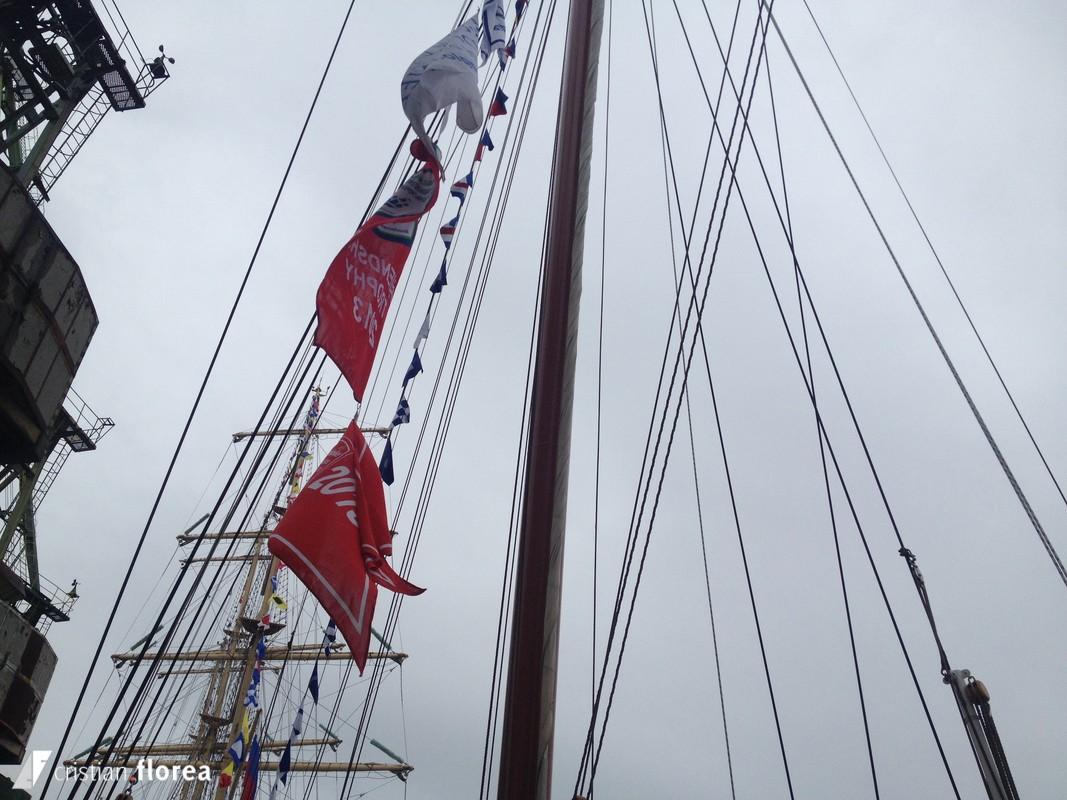 aventura pe o nava cu panze - constanta varna 76