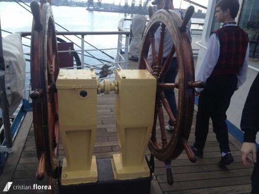aventura pe o nava cu panze - constanta varna 81