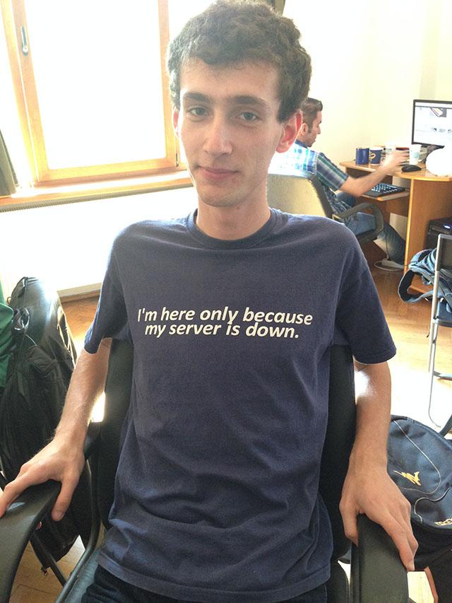 tricou cristian florea engleza