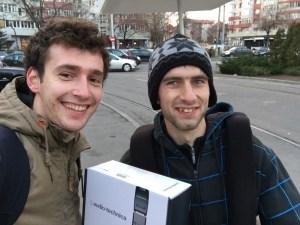 Cristian Florea si Adrian Badea - #daruiestebucurie