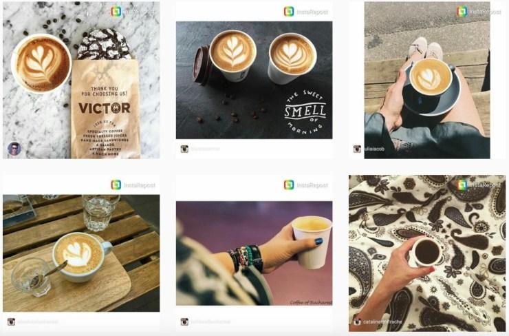 concurs instagram iubitori de cafea