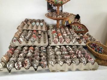 muzeul oualor incondeiate - comuna ciocanesti 1