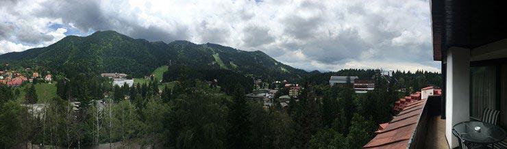 vedere-de-pe-balcon-hotel-alpin-poiana-brasov